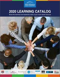2020 New Horizons Learning Catalogue